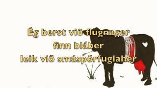 Sing for me Sandra - Úti á engi