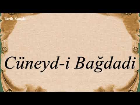 Sır - Cüneyd-i Bağdadi