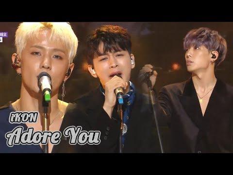 [Comeback Stage] iKON - ADORE YOU , 아이콘 - 좋아해요 Show Music core 20181006