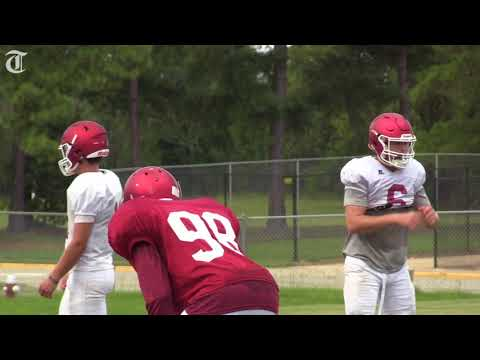 Dylan Fromm excited about first Warner Robins game