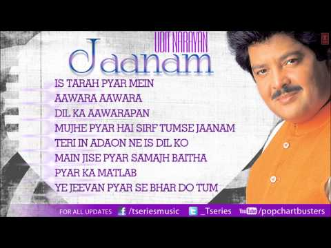 Jaanam Udit Narayan Full Songs Jukebox