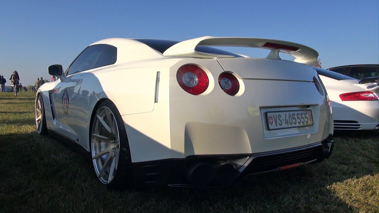 1200hp nissan gt r r35 alpha 12 youtube. Black Bedroom Furniture Sets. Home Design Ideas