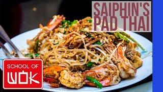 Tasty and Authentic Pad Thai Recipe! | Wok Wednesdays
