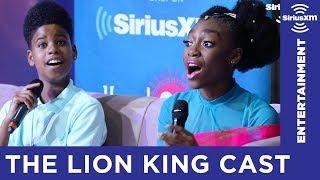 The Lion King Cast Gush About Beyoncé