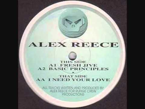 Alex Reece - Basic Principles