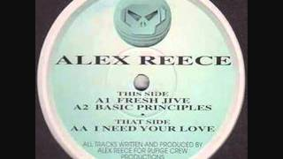 Alex Reece - Basic Principles