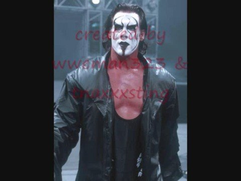 sting tna theme song