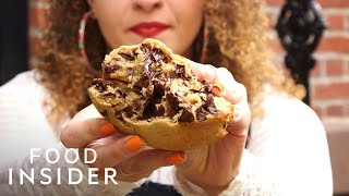 Manhattan's Newest Gooey Cookies Have A Cult Following | Line Around The Block