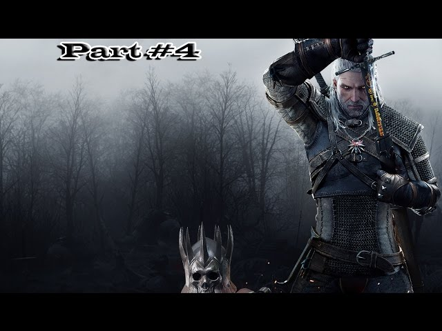 The Witcher 3 Wild Hunt Detonado Part #4 Enfrentando O Grifo Encontrei Yennefer (PT-BR)