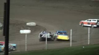 Dubuque Speedway Night 1 Rumble on the River IMCA Stock Car Feature
