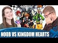 Kingdom Hearts - A Noob's Tale