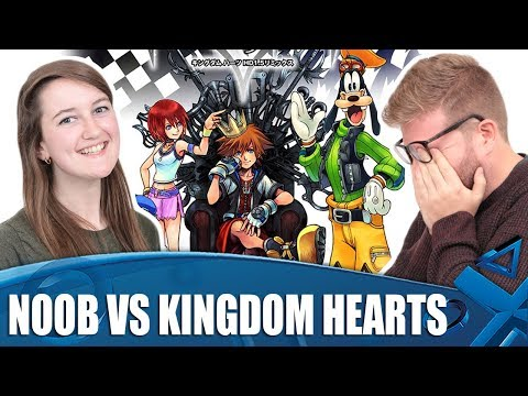 Kingdom Hearts - A Noob's Tale