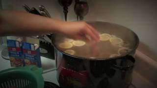 Louisianna Style Cajun Crab Boil