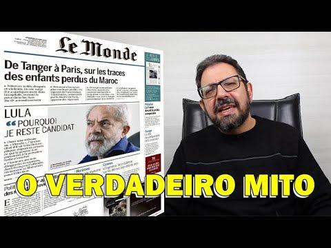 Que brasileiro além de Lula seria capa do Le Monde?