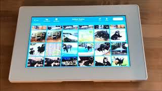 Photospring Digital Photo Frame Blogger Review