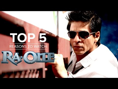 Top 5 Reasons to Watch Ra.One