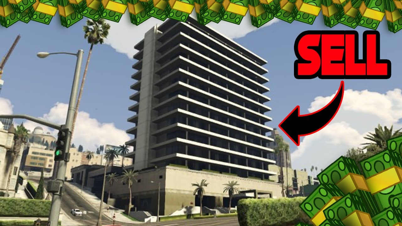 gta 5 online how to selltrade your houseapartmentgarage in gta 5 online