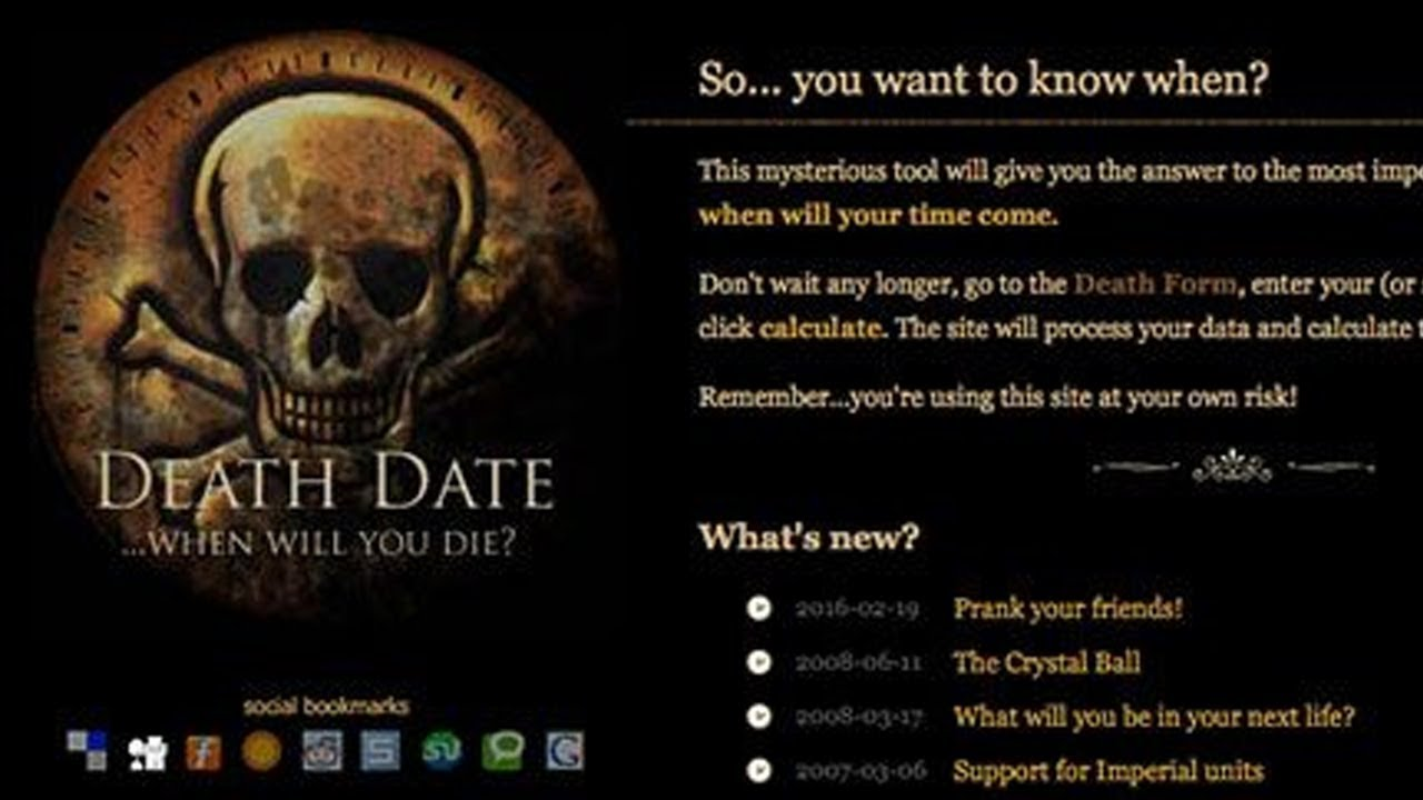 25 Creepiest Websites You Won't Believe Actually Exist