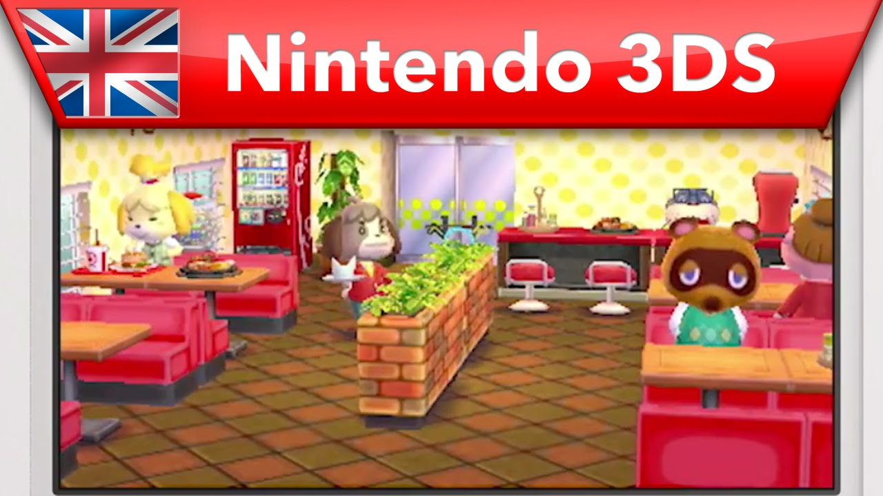 animal crossing happy home designer hotels schools hospitals and more nintendo 3ds - Home Design School