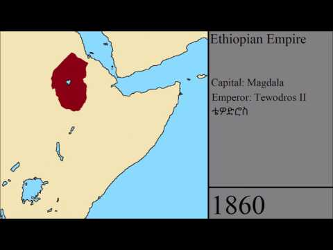 The History of Ethiopia: Every Year