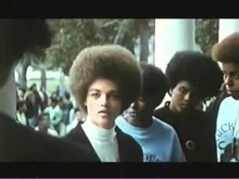 Kathleen Cleaver on Natural African Hair