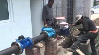 """Obra Integral de Agua Potable """"Tepeyanco Tlaxcala"""""""