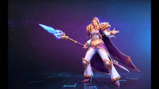 Jaina FULL Quotes - Heroes of the Storm