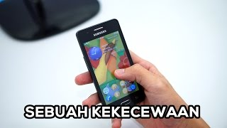 Samsung Z2 Review Indonesia - HP MASA GITU?