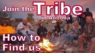 How do I Find and Join the Tribe?