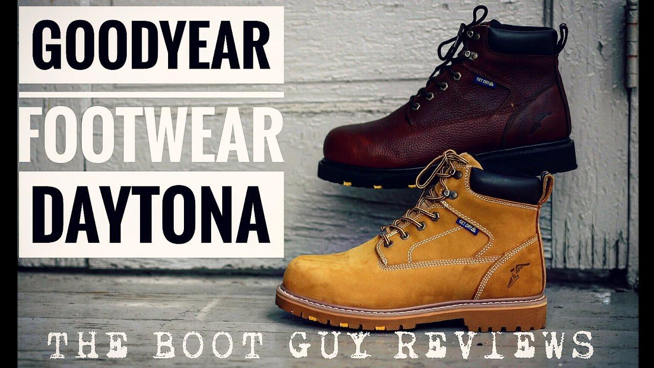 GOODYEAR Footwear Daytona Soft-Toe and