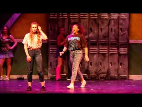 Twynham School - Fame 2017, Act 2
