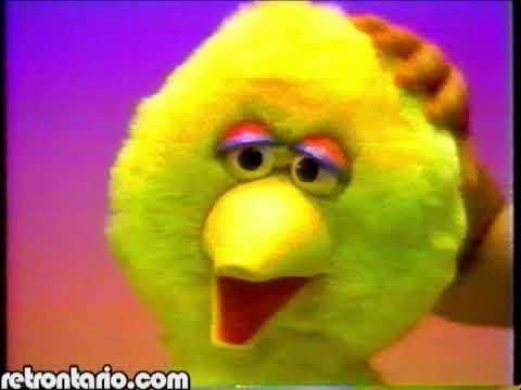 Big Bird Story Magic (1987)