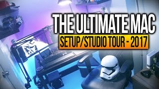 The Ultimate Mac Setup / Studio Tour 2017 - Philippines Edition