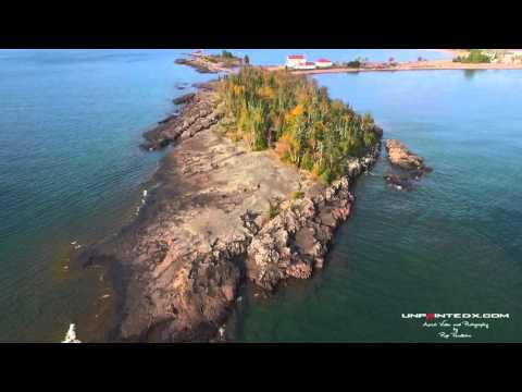 Grand Marais, Minnesota. North Shore Lake Superior