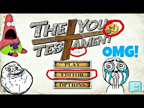 The You Testament 2d 1.06 Mod Apk | With Editer | OMG