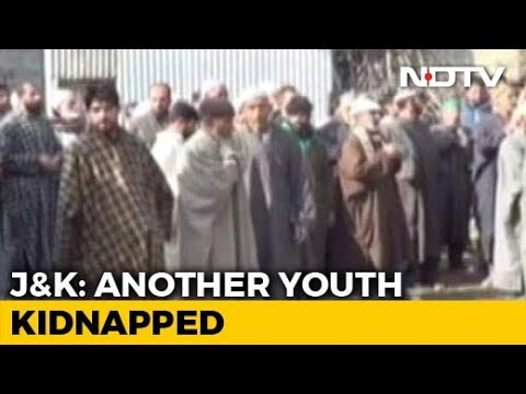 23-Year-Old Man Kidnapped By Terrorists In Kashmir After 2 Teens Killed