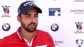 BMW SA Open (T4) : La réaction de Thomas Linard