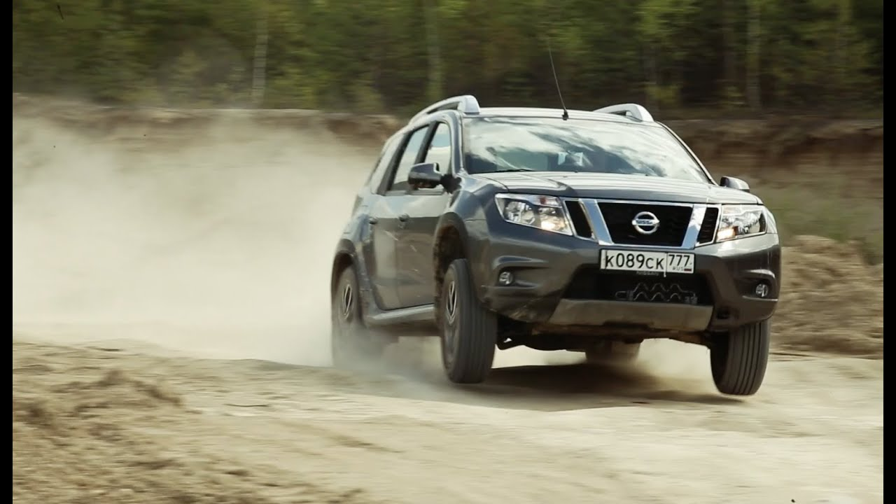 2016 Nissan Terrano / Новый мотор + АТ Ниссан Террано / Игорь Бурцев Тест-Драйв