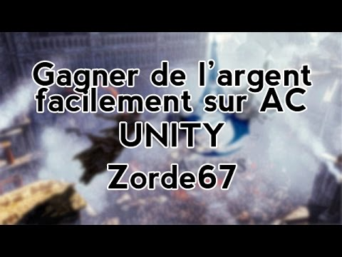 tuto comment gagner de l 39 argent facilement dans assassin 39 s creed unity youtube. Black Bedroom Furniture Sets. Home Design Ideas
