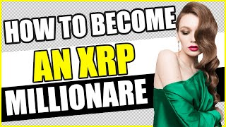 The Ripple XRP PRICE MUST RISE 10000x to MEET DEMAND! How to Become the New 0.1% with XRP & Crypto