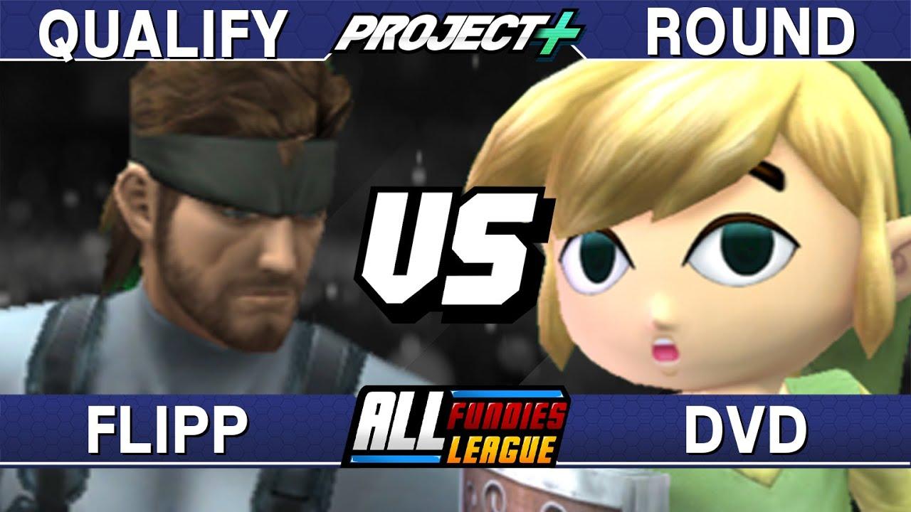Project+ - Flipp (Snake) vs dvd (T.Link) - AFL Qualify Round