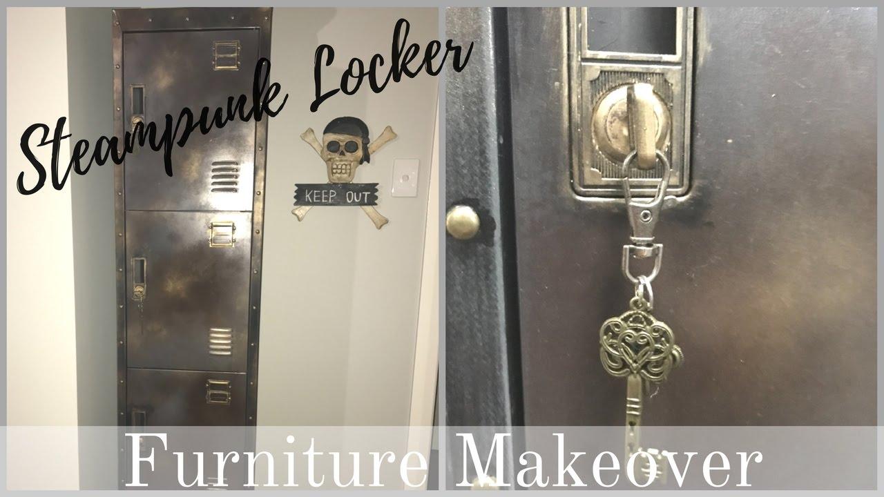 FURNITURE MAKEOVER | Vintage Industrial Locker