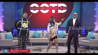 [FULL] Melaney Ricardo VS Covid-19 | OOTD (17/01/21)
