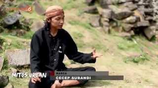 Misteri Harimau Gaib Prabu Siliwangi di Gunung Padang