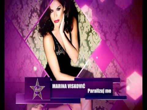 Marina Viskovic - Paralizuj me // PINK MUSIC FESTIVAL 2014