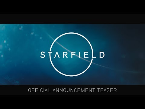 Starfield – Official Announcement Teaser