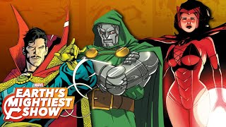 Which Marvel witch is which? | Earth's Mightiest Show Bonus