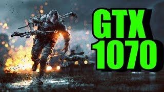 Battlefield 4 Multiplayer GTX 1070 OC | 1080p - 1440p & (4K) 2160p | FRAME-RATE TEST
