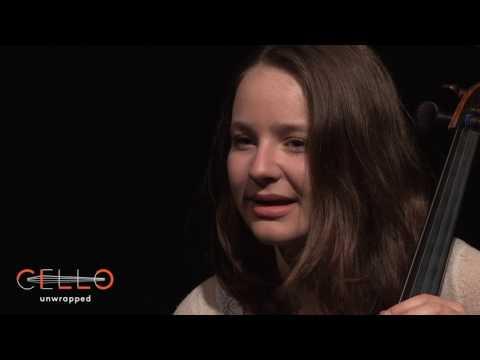 Laura van der Heijden in Cello Unwrapped