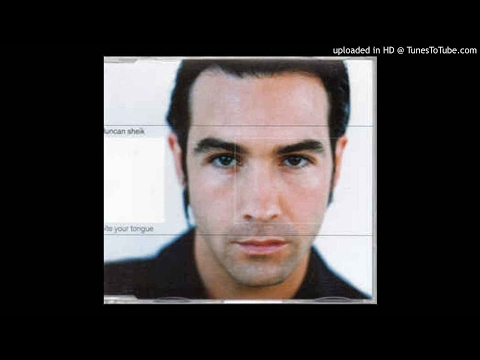 Duncan Sheik - Varying Degrees Of Con-Artisty (Lost Master Mix)